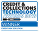 """Best Credit Risk Solution"" - Credit Connect 2019"