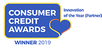 """Innovation of the Year (Partner)"" - Consumer Credit Awards 2019"