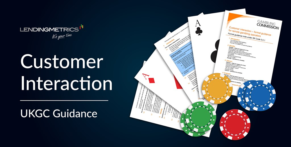 Gambling Commission issue guidance for customer interaction